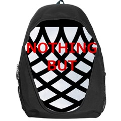 Nothing But Net Backpack Bag