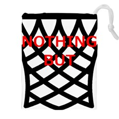 Nothing But Net Drawstring Pouches (XXL)