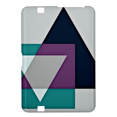 Geodesic Triangle Square Kindle Fire HD 8.9