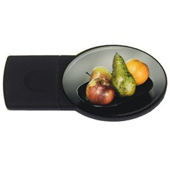 Get Fruity USB Flash Drive Oval (2 GB)