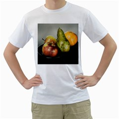 Get Fruity Men s T-Shirt (White)