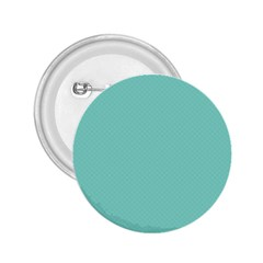 Tiffany Aqua Blue Puffy Quilted Pattern 2.25  Buttons