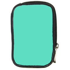 Classic Tiffany Aqua Blue Solid Color Compact Camera Cases