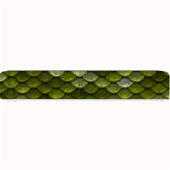 Green Scales Small Bar Mats