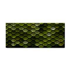 Green Scales Cosmetic Storage Cases