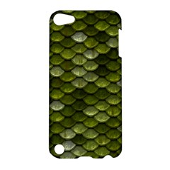 Green Scales Apple iPod Touch 5 Hardshell Case
