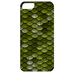 Green Scales Apple iPhone 5 Classic Hardshell Case