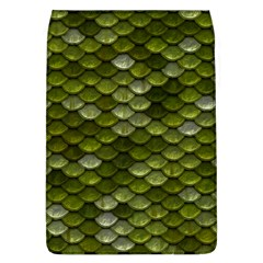 Green Scales Flap Covers (L)