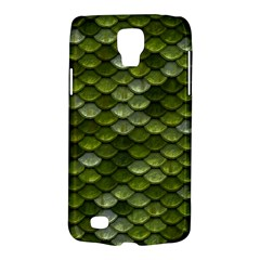 Green Scales Galaxy S4 Active