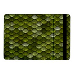 Green Scales Samsung Galaxy Tab Pro 10.1  Flip Case
