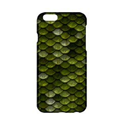Green Scales Apple iPhone 6/6S Hardshell Case
