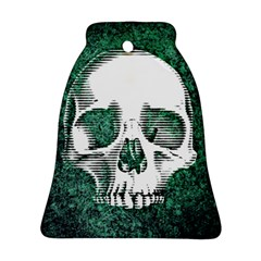 Green Skull Ornament (Bell)
