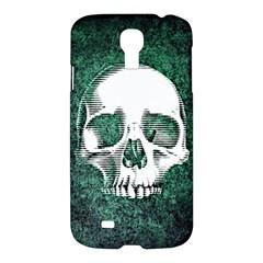 Green Skull Samsung Galaxy S4 I9500/I9505 Hardshell Case