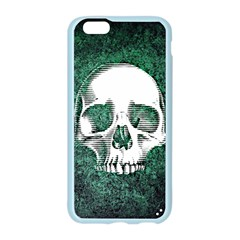 Green Skull Apple Seamless iPhone 6/6S Case (Color)