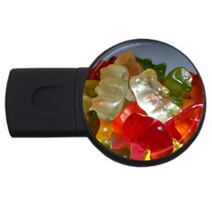 Gummi Bears USB Flash Drive Round (4 GB)