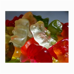 Gummi Bears Small Glasses Cloth (2-Side)