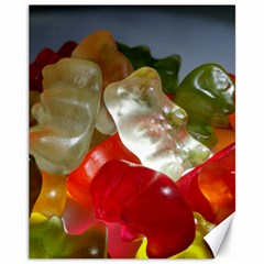 Gummi Bears Canvas 11  x 14