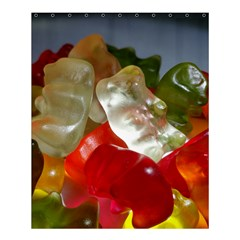 Gummi Bears Shower Curtain 60  x 72  (Medium)