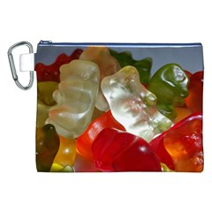 Gummi Bears Canvas Cosmetic Bag (XXL)