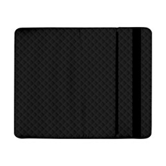 Sleek Black Stitched and Quilted Pattern Samsung Galaxy Tab Pro 8.4  Flip Case