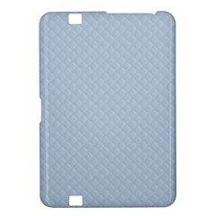 Powder Blue Stitched and Quilted Pattern Kindle Fire HD 8.9