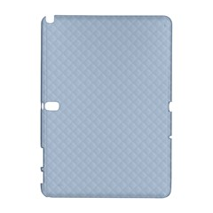 Powder Blue Stitched and Quilted Pattern Galaxy Note 1