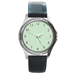46293021 Round Metal Watch