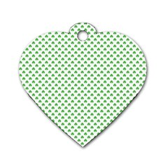 46293021 Dog Tag Heart (One Side)