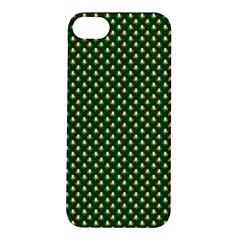 Irish Flag Green White Orange on Green St. Patrick s Day Ireland Apple iPhone 5S/ SE Hardshell Case