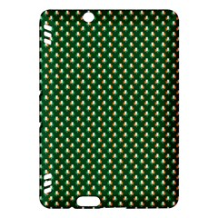 Irish Flag Green White Orange on Green St. Patrick s Day Ireland Kindle Fire HDX Hardshell Case
