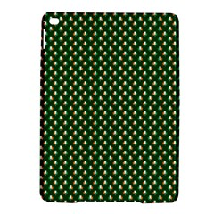 Irish Flag Green White Orange on Green St. Patrick s Day Ireland iPad Air 2 Hardshell Cases