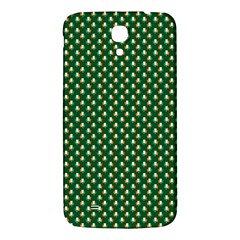 Irish Flag Green White Orange on Green St. Patrick s Day Ireland Samsung Galaxy Mega I9200 Hardshell Back Case