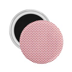 Lipstick Red Kisses Lipstick Kisses 2.25  Magnets