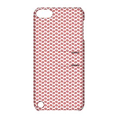 Lipstick Red Kisses Lipstick Kisses Apple iPod Touch 5 Hardshell Case with Stand