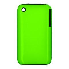 Super Bright Fluorescent Green Neon iPhone 3S/3GS