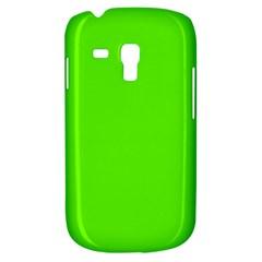 Super Bright Fluorescent Green Neon Galaxy S3 Mini