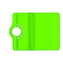 Super Bright Fluorescent Green Neon Kindle Fire HD (2013) Flip 360 Case