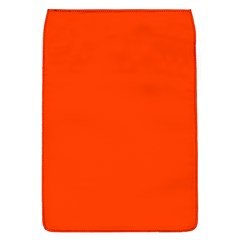 Bright Fluorescent Attack Orange Neon Flap Covers (L)
