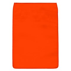 Bright Fluorescent Attack Orange Neon Flap Covers (S)