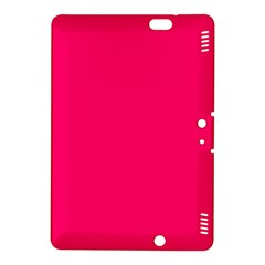 Super Bright Fluorescent Pink Neon Kindle Fire HDX 8.9  Hardshell Case