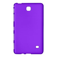 Bright Fluorescent Day glo Purple Neon Samsung Galaxy Tab 4 (8 ) Hardshell Case