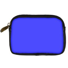 Bright Electric Fluorescent Blue Neon Digital Camera Cases