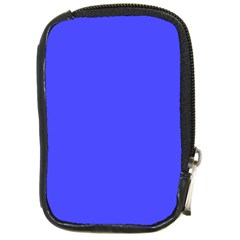 Bright Electric Fluorescent Blue Neon Compact Camera Cases