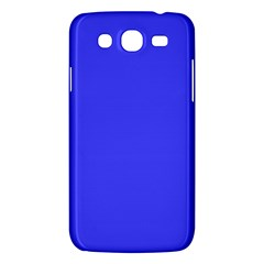 Bright Electric Fluorescent Blue Neon Samsung Galaxy Mega 5.8 I9152 Hardshell Case