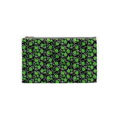 Roses pattern Cosmetic Bag (Small)