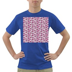 Roses pattern Dark T-Shirt