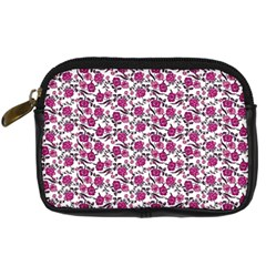 Roses pattern Digital Camera Cases
