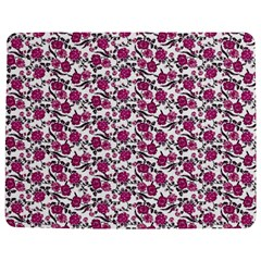 Roses pattern Jigsaw Puzzle Photo Stand (Rectangular)