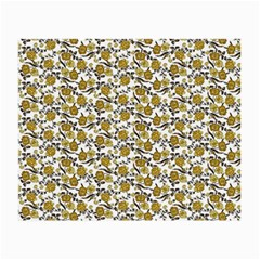 Roses pattern Small Glasses Cloth