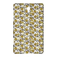 Roses pattern Samsung Galaxy Tab S (8.4 ) Hardshell Case